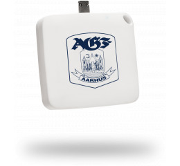 AGF Powerbank 2-1 - Iphone & Android