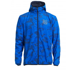 AGF Camo Windbreaker- BARN