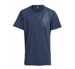 246d796f83a Fan hummel NAVY TEE - BARN