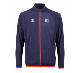 AGF Fleece Zip Jkt - BARN
