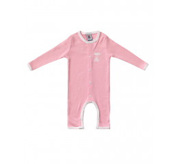 Pink AGF Body Suit LS